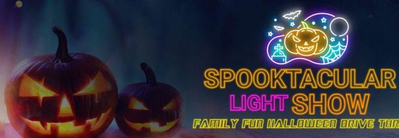 Spooktacular Light Show